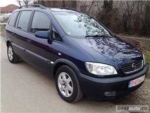 Opel zafira - imagine 1