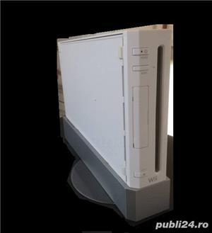 Consola Nintendo Wii MODATA + stand   - imagine 4