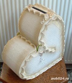 Cutii dar, cinste nunta - imagine 10