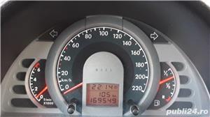Volkswagen Fox 2006, 1.4 Tdi, Ac, IMPECABILA, Import Germania - imagine 9