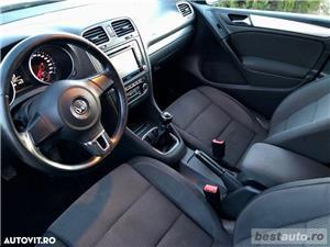 Volkswagen Golf 6 / 1.6 TDI 105 CP / Top Premium Edition 2013 - imagine 11