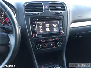 Volkswagen Golf 6 / 1.6 TDI 105 CP / Top Premium Edition 2013 - imagine 16