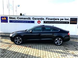 Audi A5 | 2.0 D | AT8 | Trapa | Camera | Xenon | Scaune Incalzite | Dublu Climatronic | 2013 - imagine 1