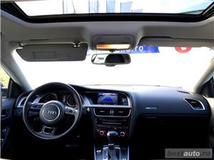 Audi A5 | 2.0 D | AT8 | Trapa | Camera | Xenon | Scaune Incalzite | Dublu Climatronic | 2013 - imagine 7