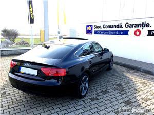 Audi A5 | 2.0 D | AT8 | Trapa | Camera | Xenon | Scaune Incalzite | Dublu Climatronic | 2013 - imagine 4
