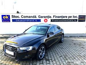Audi A5 | 2.0 D | AT8 | Trapa | Camera | Xenon | Scaune Incalzite | Dublu Climatronic | 2013 - imagine 2