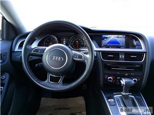 Audi A5 | 2.0 D | AT8 | Trapa | Camera | Xenon | Scaune Incalzite | Dublu Climatronic | 2013 - imagine 8