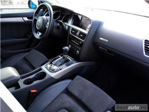 Audi A5 | 2.0 D | AT8 | Trapa | Camera | Xenon | Scaune Incalzite | Dublu Climatronic | 2013 - imagine 5