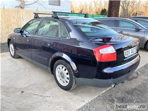 AUDI A4 - 2,0 benzina  / Posibilitate si in rate fara avans / EURO 4 / CLIMA / TVA  DEDUCTIBIL - imagine 3