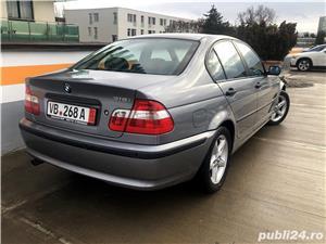 Bmw Seria 3 318i benzina Facelift 09/2004 - imagine 4