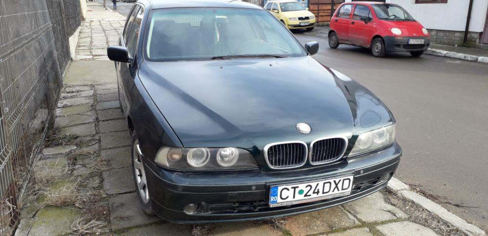 BMW 520 TDI, eventual combinație  - imagine 7
