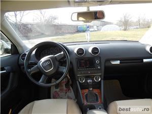 Vand Audi A3 Sportback 2.0 tdi,Euro 5,an de fabricatie  Iunie 2010 - imagine 9