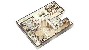 Penthouse 3 camere 73 mp utili, Doamna Stanca, Sibiu - imagine 3