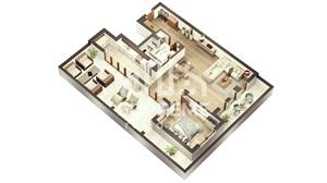 Penthouse 3 camere 73 mp utili, Doamna Stanca, Sibiu - imagine 4