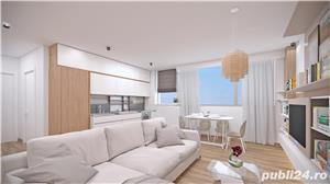 Apartament 3 camere cu 2 bai, 1 logie și dressing în xcity towers - imagine 4