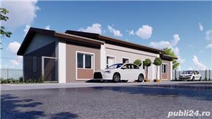 Duplex 1/2 in Sacalaz la cheie  - imagine 2