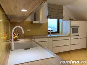 Apartament 3 camere, 85 mp,superfinisat/mobilat ,pod ,2 parcari - imagine 1