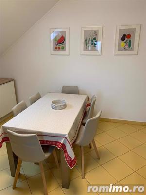 Apartament 3 camere, 85 mp,superfinisat/mobilat ,pod ,2 parcari - imagine 17