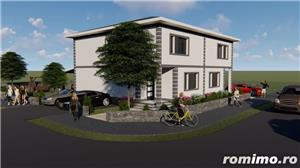 RV313 Duplex in Giroc, cartier linistit, toate utilitatile - imagine 2