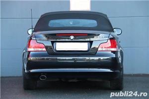 BMW 120d Cabrio E88 - imagine 4