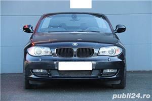 BMW 120d Cabrio E88 - imagine 3