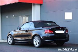 BMW 120d Cabrio E88 - imagine 6