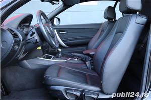 BMW 120d Cabrio E88 - imagine 7
