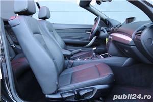 BMW 120d Cabrio E88 - imagine 8