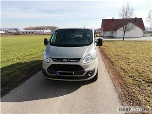 Ford Tourneo Custom - imagine 9