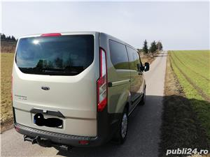 Ford Tourneo Custom - imagine 5