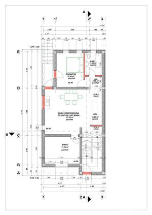 Dezvoltator apart 3 cam conf 1 intabulat la vila la alb 69mp+6mp Cl Cisnadiei - imagine 6