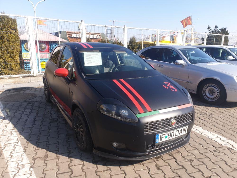 Fiat grande punto - imagine 9