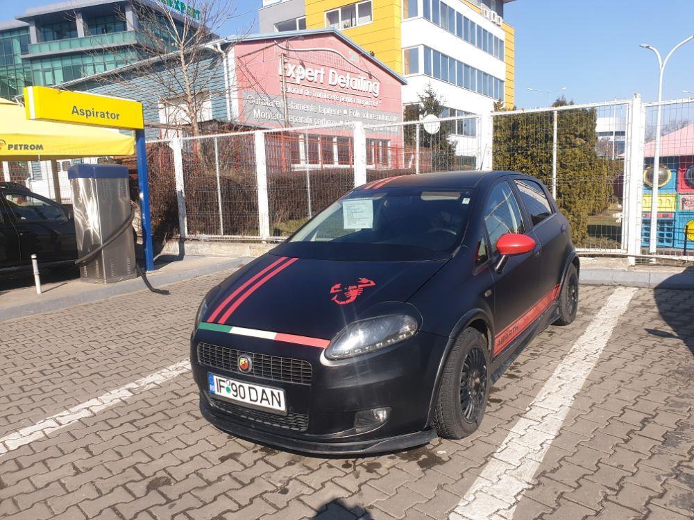 Fiat grande punto - imagine 10