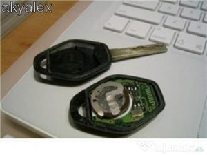 Baterie reincarcabila Panasonic pentru cheie bmw - imagine 2