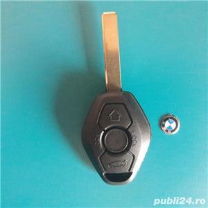 Carcasa Cheie Bmw E46 Ser 3 Ser5 Ser7 Z3 Pret 40 Lei - imagine 1