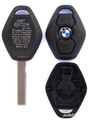 Carcasa Cheie Bmw E46 Ser 3 Ser5 Ser7 Z3 Pret 40 Lei - imagine 3