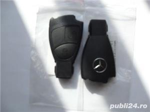 Carcasa cheie Mercedes Benz A C E S pret 80 lei - imagine 3