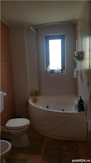 Dau in chirie vila lux P+E+M , zona Sp Judetean , inc. centrala, izolata , mobilata, dotata,garaj. - imagine 7