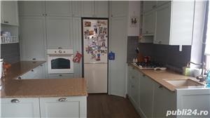 Dau in chirie vila lux P+E+M , zona Sp Judetean , inc. centrala, izolata , mobilata, dotata,garaj. - imagine 4