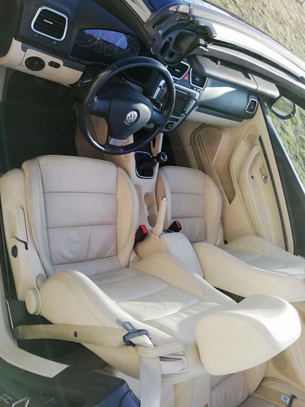 VW Eos 2.0 TDI HIGHLINE  - imagine 5