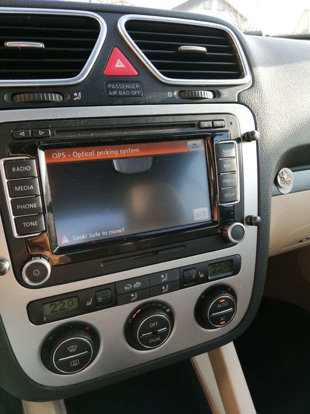 VW Eos 2.0 TDI HIGHLINE  - imagine 8