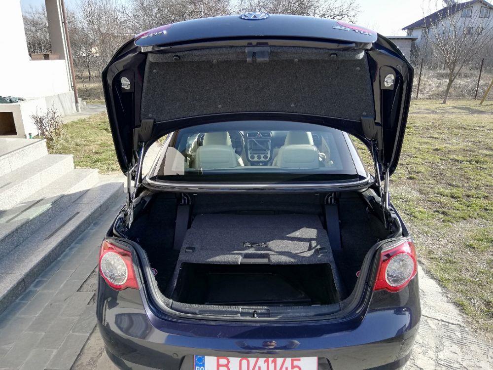 VW Eos 2.0 TDI HIGHLINE  - imagine 9