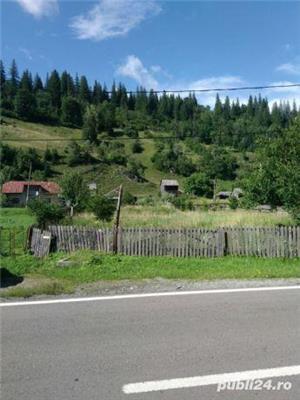 teren intravilan 25 km de Vatra Dornei - imagine 1