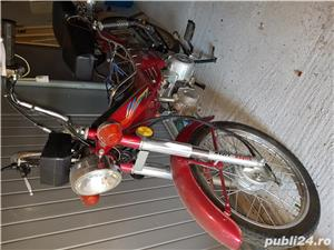 Linhai Moped - imagine 8