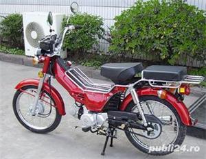 Linhai Moped - imagine 3