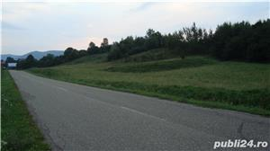 Vand teren in sat Poiana, comuna Negresti, judet Neamt - imagine 6
