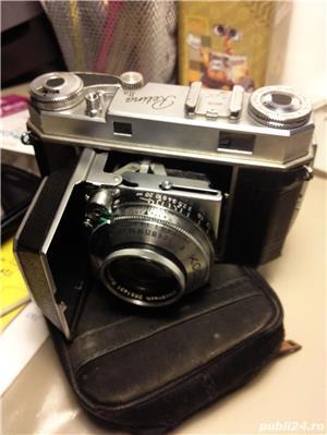 Kodak RETINA II, aparat foto alb-negru cu film - imagine 2