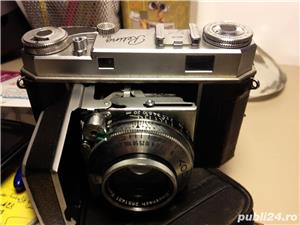 Kodak RETINA II, aparat foto alb-negru cu film - imagine 5