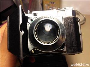 Kodak RETINA II, aparat foto alb-negru cu film - imagine 3