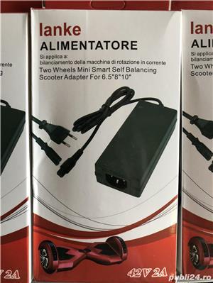 Incarcator Baterie pentru Hoverboard ORIGINAL 2000 mA  - imagine 5